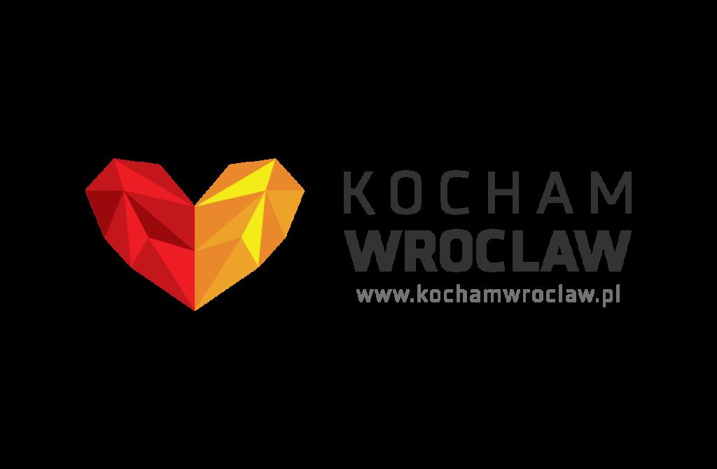 kocham wrocław logo